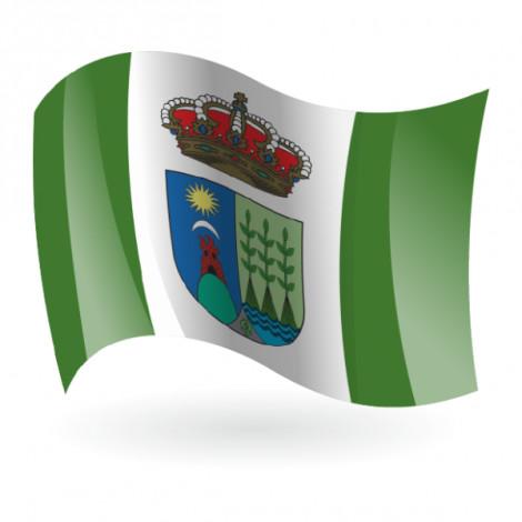 Bandera de Albachez
