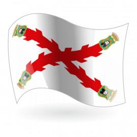 Bandera de Barbastro