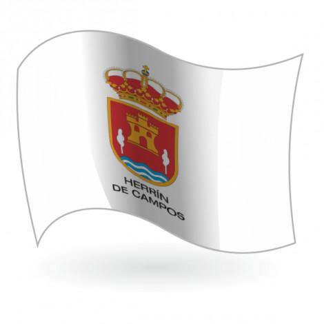 Bandera de Herrín de Campos