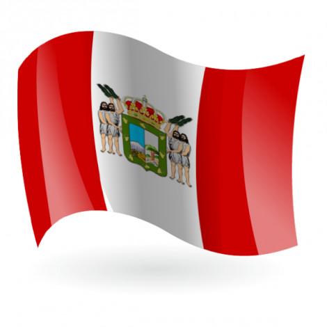 Bandera de Icod de los Vinos