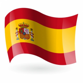 Bandera de España c/e
