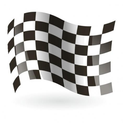 Bandera de Fin de Carrera
