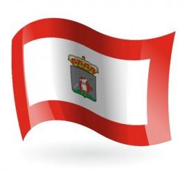 Bandera de Gijón ( Xixón )