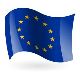 Bandera de Europa ( Unión Europea )