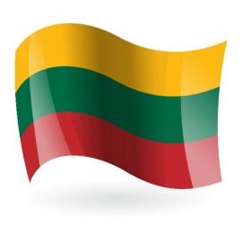 Bandera de la República de Lituania