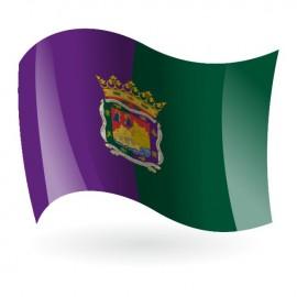 Bandera de la Ciudad de Málaga