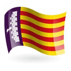 Bandera de Mallorca