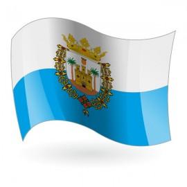 Bandera de Monforte del Cid