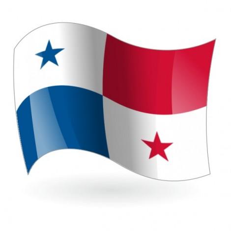 Bandera de la República de Panamá