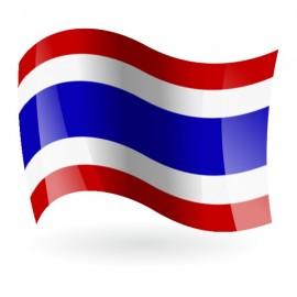 Bandera del Reino de Tailandia