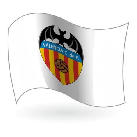 Bandera del Valencia Club de Fútbol mod. 1