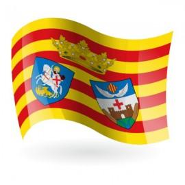 Bandera de Alcoy ( Alcoi )