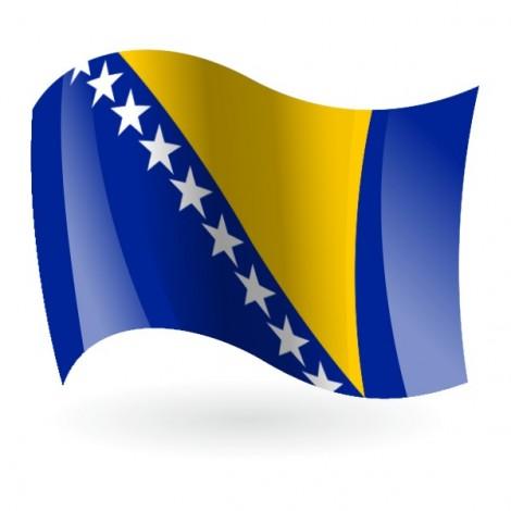 Bandera de Bosnia y Herzegovina
