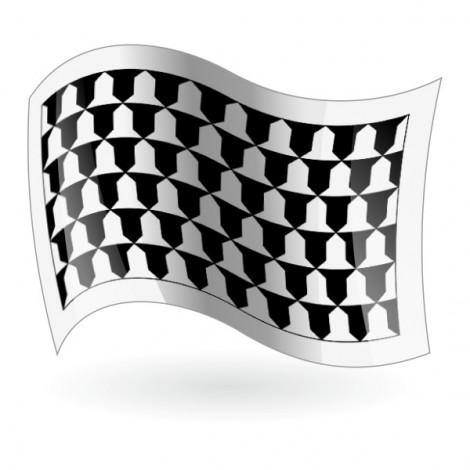 Bandera de Aguas de Busot ( Aigües )