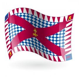 Bandera de Caravaca de la Cruz