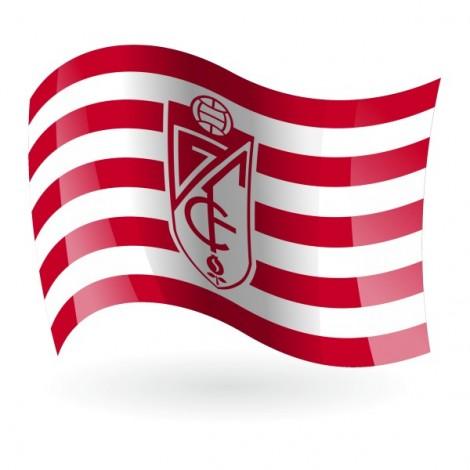 Bandera del Granada Club de Fútbol mod. 1