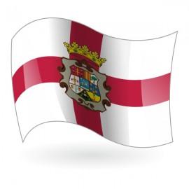 Bandera de la Provincia de Huesca ( Uesca )