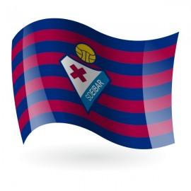 Bandera de la Sociedad Deportiva Eibar Mod. 1