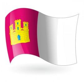 Bandera de Castilla La Mancha