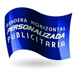 Bandera 70 x 100 cm. personalizada / publicitaria